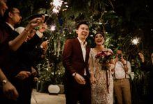 Resa & Bunga Wedding by AKSA Creative