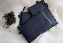 Leather Pouch - Erma & Eka by mowla souvenir