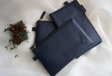 Leather Pouch - Erma & Eka by Tjenda Gift