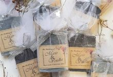 Wedding Favor of Mario & Vendha by The Soap Project Indonesia