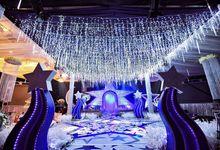 "Sweet 17th of Stephanie - ""Starry Starry Night"" by Xaviour Event Organizer"