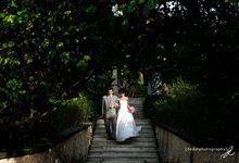 Yi Chuan + Yu Yu | Destination Wedding in Bali by Dedot Photography