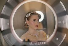 Make up Wedding by randomfotografi