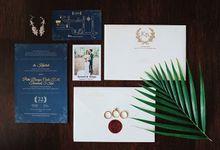 Kristali & Bunga Wedding by My Dream Wedding Bali