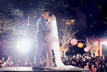 The Wedding Of Harry & Dessy by Labirin Photography