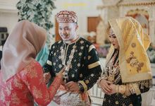 THE WEDDING OF NADIA & DIDIT by Chandani Weddings