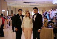 Wedding of Satria and Kiky by Hansen Zhang
