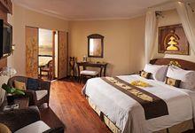 Accommodation by Grand Mirage Resort & Thalasso Bali