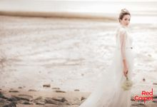 Outdoor Pre Wedding Photo Shoot by RedCarpet Bridal Artistry