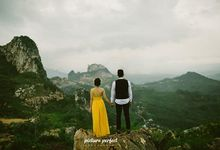 R+A Prewedding by Picture Perfect Photography