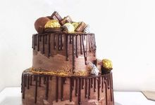 Triple Chocolate by sugarbox patisserie