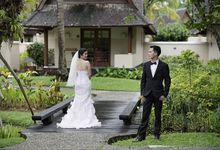 Pre wedding Gown by Rosegold