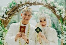 Wedding Of Adhelia & Bobby by Azila Villa