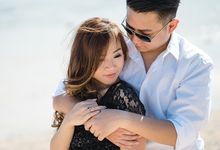 Winny and Rudy Pre Wedding by Delont Photoholic