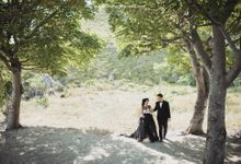 Dominic & Yuni by AB Photographs