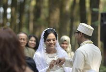The Wedding of Bagus & Fadhilla by Tiska Catering