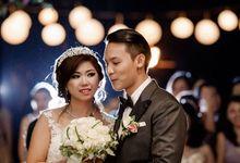 Wedding Of Anthony Kasena And Viona Tjhin by Nika di Bali