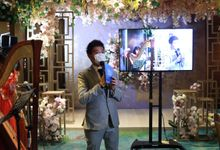 New Normal MC Sangjit Engagement at Taste Paradise - Anthony Stevvven by Anthony Stevven