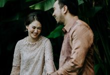 Inka & Gavin Engagement by AKSA Creative