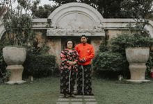 THEA & CAHYO Tradional Prewedding by Sejingga Photo
