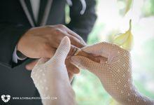 Yandry & Dewintha - The Wedding by I Love Bali Photography
