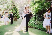 Paul & Santhi by iTude