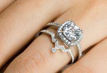 White Gold Beauty by J's Diamond Jewellery