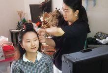 Graduation Makeup by Natalina234