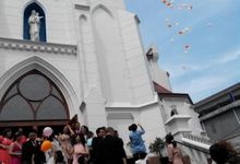 David & Theresia Wedding by Cherylove Wedding Organizer