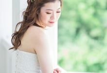 Fairy White - Pre-Wedding Shoot by Arieltistry
