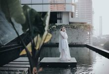 BRIDE ROBE  Morning Session Mrs Meilina by Infibrides ID