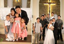 Fourth and Lai wedding by One Happy Story