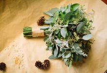 the distinct sweetness by Twogather Wedding Planner