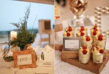 Bogs and Tep Boho Wedding by Sunkissed Collective
