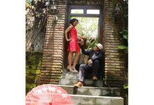 PRE WEDDING by Laluna Photography
