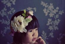 Flower Girl by Marie by Belle Pivoine
