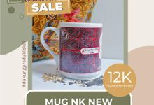 FLASH SALE MUG NK NEW WEDDING SOUVENIR by Mug-App Wedding Souvenir