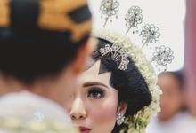 The Wedding of D + A by Imperial Photography Jakarta
