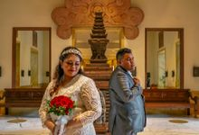 The Wedding of Devira & Yoka by Diamond Weddings
