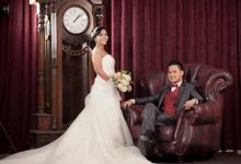 Prewedding of Dian & Stephen by Keya Bridal