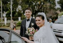 Nicole & Daniel Wedding at Menara Imperium by AKSA Creative