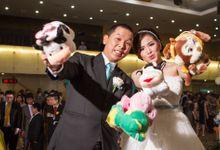 GaryYosie Wedding Day by Serenity wedding organizer