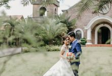 Tagaytay Wedding Gino & Jeen by The LoveStruck Photography