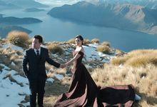 prewedding felicia & wyne by Vivi Valencia