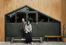 Konsep Prewedding outdoor indoor Medan by randomfotografi