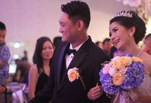 Surya And Kristin Wedding by Ribka Monica Project