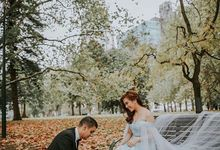Prewedding from Ms. shierly by Anna Ateliers