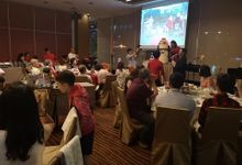 KL Wedding Live Band and Emcee by MEB Entertainments