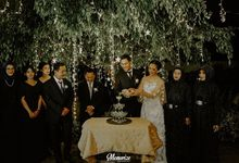 THE WEDDING OF INES & HERU by Chandani Weddings