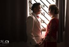 Wedding Actual Day Fiona And Hanbing by Han Photography